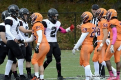 CACC Sprint Football; Post 10 vs. Mansfield 14 - Photo # (5)