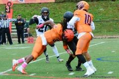 CACC Sprint Football; Post 10 vs. Mansfield 14 - Photo # (507)