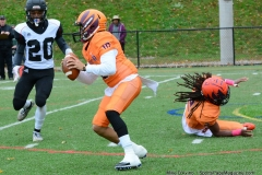 CACC Sprint Football; Post 10 vs. Mansfield 14 - Photo # (508)