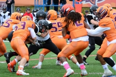 CACC Sprint Football; Post 10 vs. Mansfield 14 - Photo # (520)