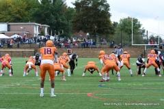 CACC Sprint Football; Post 10 vs. Mansfield 14 - Photo # (582)