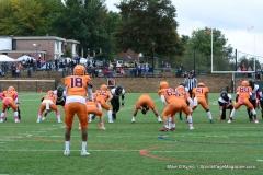 CACC Sprint Football; Post 10 vs. Mansfield 14 - Photo # (583)