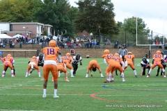 CACC Sprint Football; Post 10 vs. Mansfield 14 - Photo # (584)
