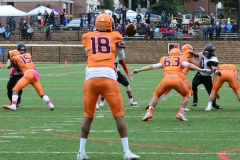 CACC Sprint Football; Post 10 vs. Mansfield 14 - Photo # (585)