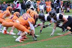 CACC Sprint Football; Post 10 vs. Mansfield 14 - Photo # (614)