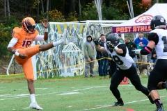 CACC Sprint Football; Post 10 vs. Mansfield 14 - Photo # (675)