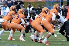 CACC Sprint Football; Post 10 vs. Mansfield 14 - Photo # (710)