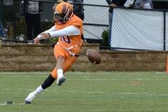 CACC Sprint Football; Post 10 vs. Mansfield 14 - Photo # (741)