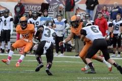 CACC Sprint Football; Post 10 vs. Mansfield 14 - Photo # (748)