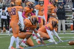 CACC Sprint Football; Post 10 vs. Mansfield 14 - Photo # (776)