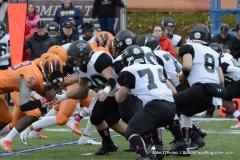 CACC Sprint Football; Post 10 vs. Mansfield 14 - Photo # (779)