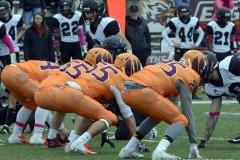 CACC Sprint Football; Post 10 vs. Mansfield 14 - Photo # (819)