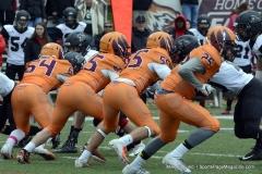 CACC Sprint Football; Post 10 vs. Mansfield 14 - Photo # (821)