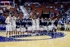 Gallery CAIC Boys Basketball T: Class S Finals - #1 Immaculate 53 vs. #11 Coginchaug 41