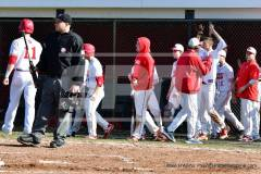 04-06 Gallery CIAC BASE; Wolcott vs. Woodland - Photo # 1043