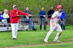 05-10 Gallery CIAC BASE; St. Paul vs. Wolcott - Photo # (607)