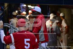 05-22 Gallery CIAC BASE; Wolcott vs. ST. Paul - NVL T. SF's - Photo # 1151