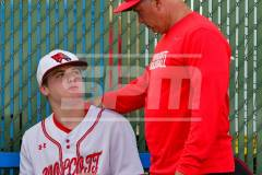 05-22 Gallery CIAC BASE; Wolcott vs. ST. Paul - NVL T. SF's - Photo # 179