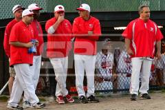 05-22 Gallery CIAC BASE; Wolcott vs. ST. Paul - NVL T. SF's - Photo # 691