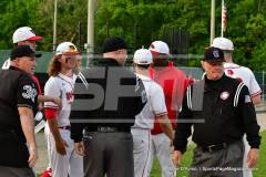 05-22 Gallery CIAC BASE; Wolcott vs. ST. Paul - NVL T. SF's - Photo # 698