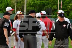 05-22 Gallery CIAC BASE; Wolcott vs. ST. Paul - NVL T. SF's - Photo # 699
