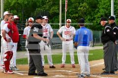 05-22 Gallery CIAC BASE; Wolcott vs. ST. Paul - NVL T. SF's - Photo # 724