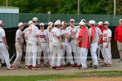 05-22 Gallery CIAC BASE; Wolcott vs. ST. Paul - NVL T. SF's - Photo # 725
