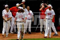 06-08 CIAC BASE; Class M Finals - Wolcott vs. St. Joseph - Photo # 2230