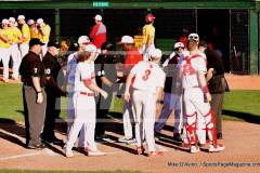 06-08 CIAC BASE; Class M Finals - Wolcott vs. St. Joseph - Photo # 551