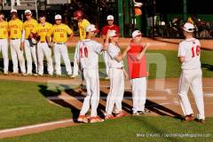 06-08 CIAC BASE; Class M Finals - Wolcott vs. St. Joseph - Photo # 640