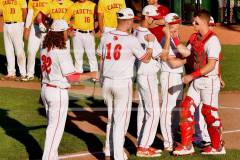 06-08 CIAC BASE; Class M Finals - Wolcott vs. St. Joseph - Photo # 647
