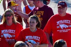 CIAC BASE; Class M Finals - Wolcott vs. St. Joseph - Photo # 019