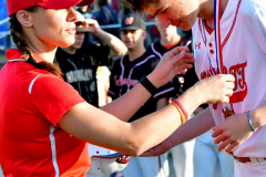 Gallery CIAC BASE; Wolcott vs. ST. Paul - NVL T. SF's - Photo # 200
