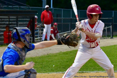 Gallery CIAC BASE; Wolcott vs. ST. Paul - NVL T. SF's - Photo # 1082