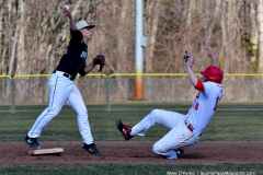 Gallery CIAC BASE; Wolcott vs. Woodland - Photo # 835