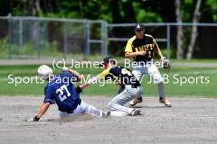 Gallery CIAC Baseball Class LL Finals: #2 Staples 5 vs. #1 Amity 1