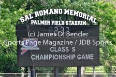 Gallery CIAC Baseball Class S Finals: #2 Lyman Memorial 9 vs. #1 Holy Cross 13