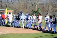 Gallery CIAC Baseball Portland 10 vs. Morgan 0