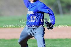 Gallery CIAC Baseball Portland 11 vs. East Hampton 0