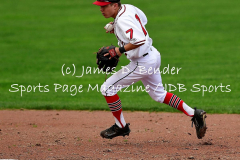 Gallery CIAC Baseball Portland 7 vs. Hale Ray 0