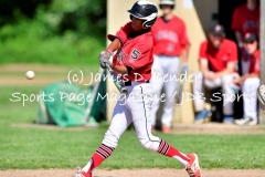 Gallery CIAC Baseball Tournament Class S 2nd Round: Portland 0 vs. Coventry 4