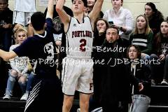 Gallery CIAC BBSK: Portland 51 vs. Morgan 64