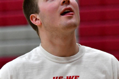 CIAC Boys Basketball; Wolcott 69 vs. East Hampton 63 - Photo # 035
