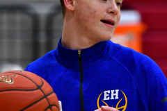 CIAC Boys Basketball; Wolcott 69 vs. East Hampton 63 - Photo # 051