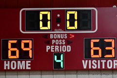 CIAC Boys Basketball; Wolcott 69 vs. East Hampton 63 - Photo # 1043