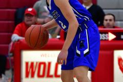 CIAC Boys Basketball; Wolcott 69 vs. East Hampton 63 - Photo # 462