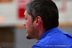 CIAC Boys Basketball; Wolcott 69 vs. East Hampton 63 - Photo # 575