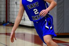 CIAC Boys Basketball; Wolcott 69 vs. East Hampton 63 - Photo # 653
