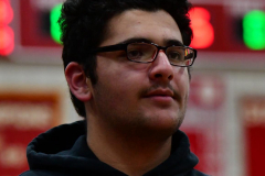 CIAC Boys Basketball; Wolcott 69 vs. East Hampton 63 - Photo # 699