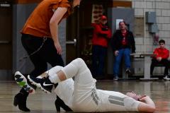 CIAC Boys Basketball; Wolcott 69 vs. East Hampton 63 - Photo # 861